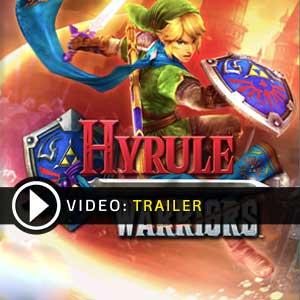Hyrule Warriors Nintendo Wii U Digital Download und Box Edition