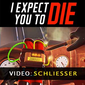 I Expect You To Die Video Trailer