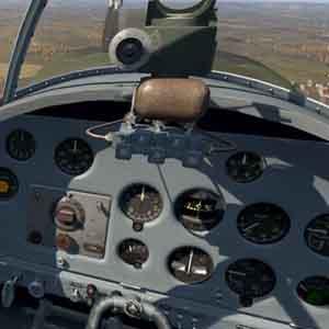 Im Inneren des Fighter Jet