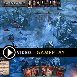 Immortal Realms Vampire Wars Gameplay Video