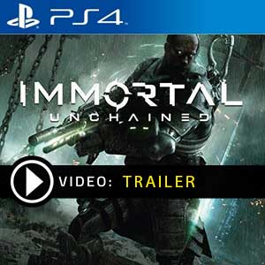 Immortal Unchained PS4 Digital Download und Box Edition