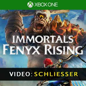 IMMORTALS FENYX RISING Trailer-Video