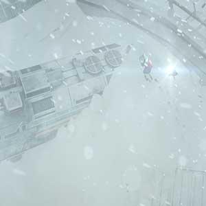Endloser Schneefall