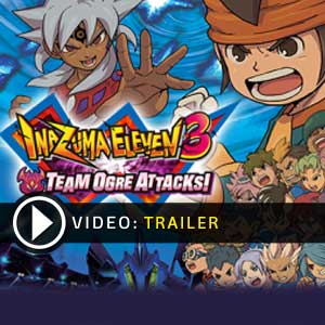 Inazuma Eleven 3 Team Ogre Attacks Nintendo 3DS Digital Download und Box Edition