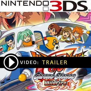 Inazuma Eleven GO Chrono Stones Wildfire Nintendo 3DS Prices Digital or Box Edition