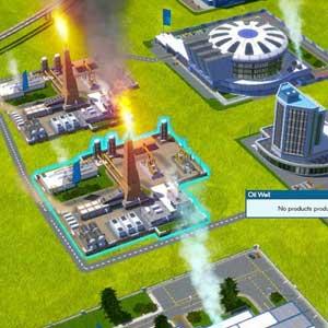 Future Technologies Produktionsgebäude