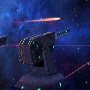 Space Battle im Infinium Strike