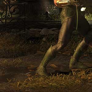 Injustice 2 Green Arrow Scarecrow