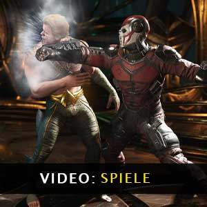 Injustice 2 Gameplay-Video
