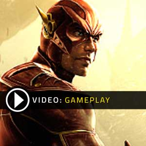 Injustice Gods Among Us Gameplay Video