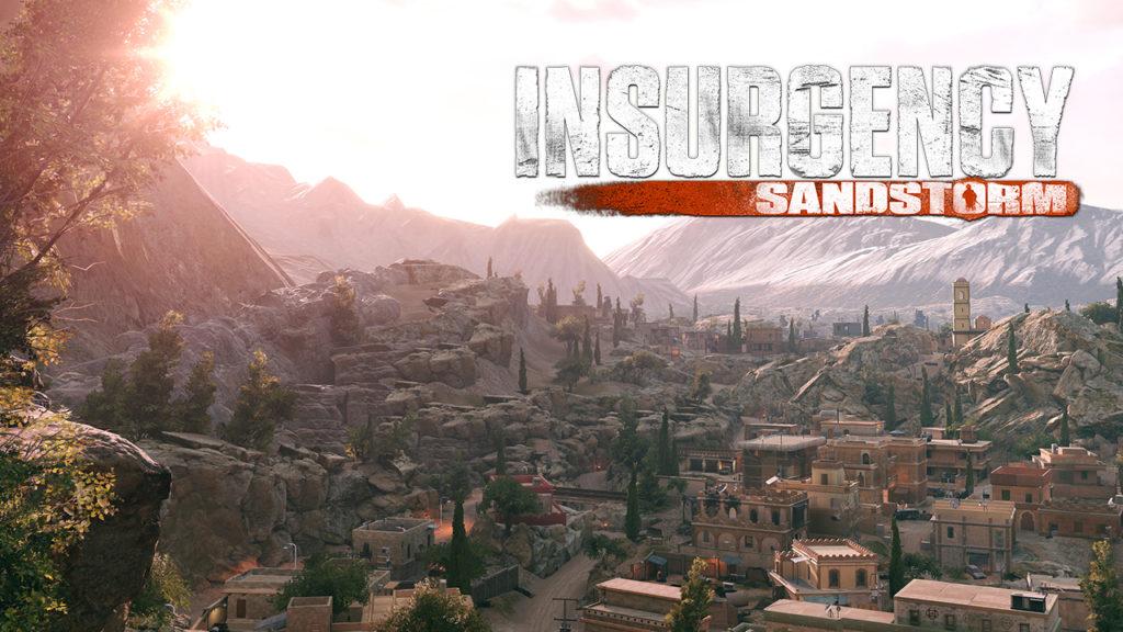 Insurgency Sandstorm Open Beta live