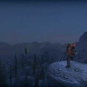 Insurmountable Berggipfel