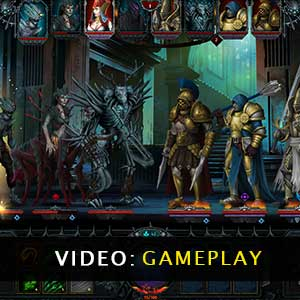 Iratus Wrath of the Necromancer Gameplay Video