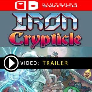 Iron Crypticle Nintendo Switch Digital Download und Box Edition