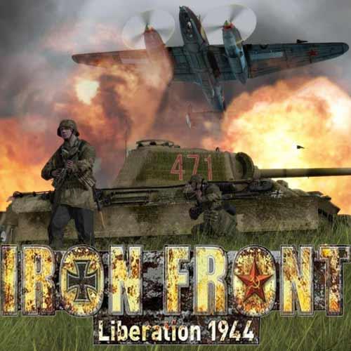 Kaufen Iron Front Liberation 1944 CD Key Preisvergleich
