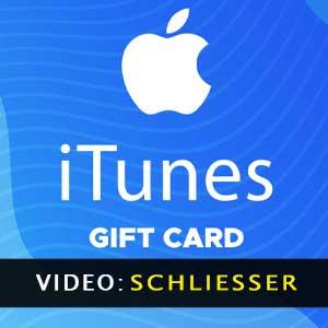 iTunes-Geschenkkarten-Trailer-Video