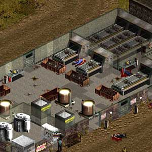 Jagged Alliance 2 Unfinished Business - Einrichtung