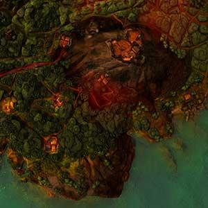 Insel, die von einem Drogen-Overlord regiert wird