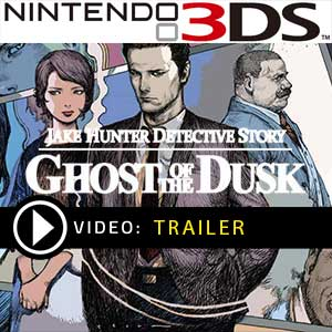 Hunter Detective Story Ghost of The Dusk Nintendo 3DS Digital Download und Box Edition