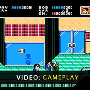 Jay and Silent Bob Mall Brawl Gameplay Video