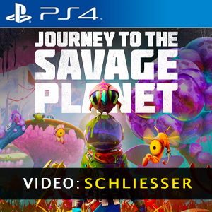 Journey to the Savage Planet Video-Traile