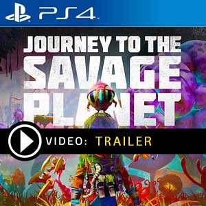 Journey to the Savage Planet PS4 Prices Digital or Box Edition