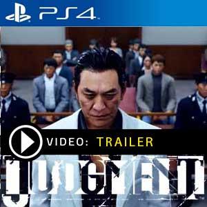 Judgment PS4 Digital Download und Box Edition