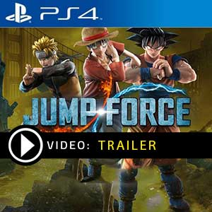 Jump Force PS4 Prices Digital or Box Edition