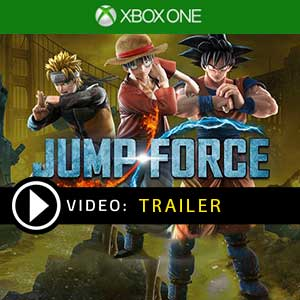 Jump Force Xbox One Digital Download und Box Edition