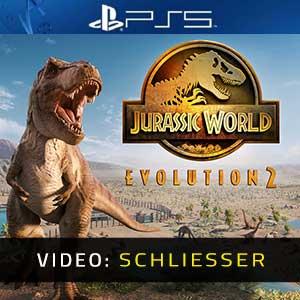 Jurassic World Evolution 2 PS5 Video Trailer