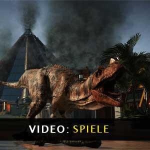Jurassic World Evolution Gameplay-Video