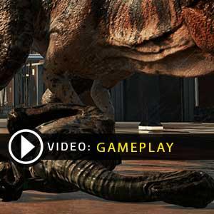 Jurassic World Evolution Gameplay Video