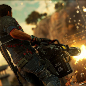 Just Cause 3 Xbox One Waffe