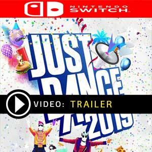 Just Dance 2019 Nintendo Switch Digital Download und Box Edition