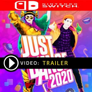 Just Dance 2020 Nintendo Switch Prices Digital or Box Edition
