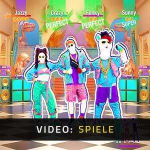 Just Dance 2022 Gameplay Video
