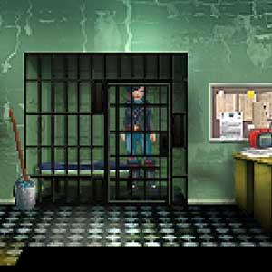 Kathy Rain Gefängnis