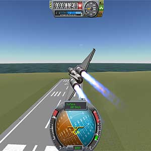 Kerbal Space Rocket Launch