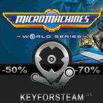 Micro Machines World Series Gewinnspiel
