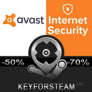 Avast Internet Security Global License