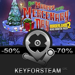 Borderlands 2 Headhunter 3 Mercenary Day DLC
