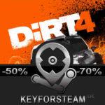 DIRT 4 CD Key Gewinnspiel