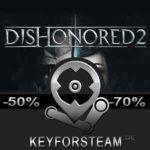 Dishonored 2 FreeCDKey Gewinnspiel