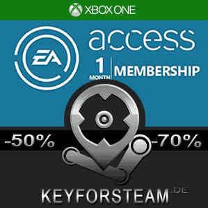 Xbox One EA ACCESS 1 Monat