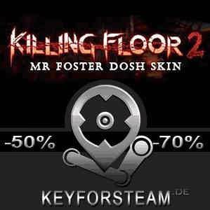 Killing Floor 2 Mr Foster Dosh Skin