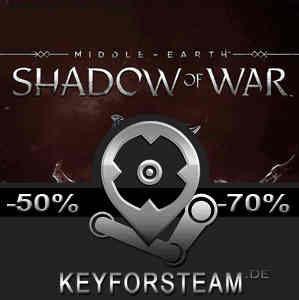 Mittelerde Schatten des Krieges