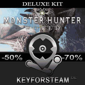 Monster Hunter World Deluxe Kit