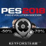 Pro Evolution Soccer 2018 FreeCDKey Gewinnspiel