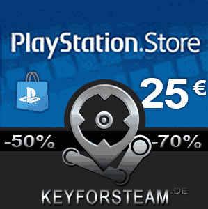 Prepaid Karte Ps4.Kaufe Psn Card 25 Euros Playstation Network Preisvergleich