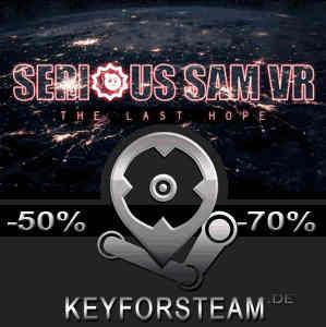 Serious Sam VR The Last Hope